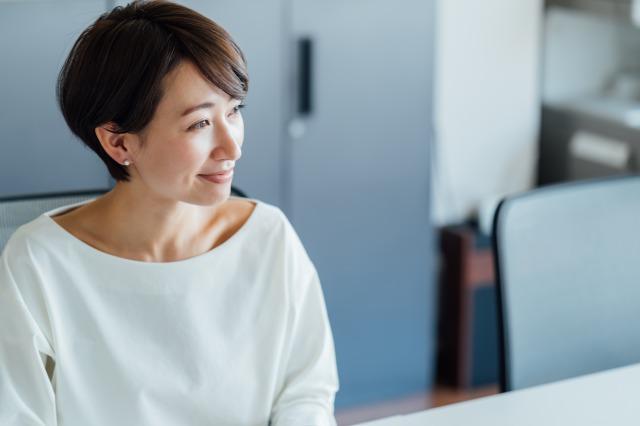 岡山県ママのスタイルは普通だが美肌持ち