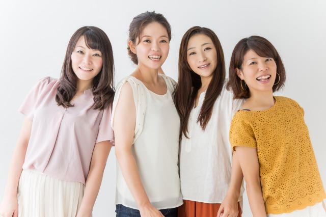 高知県ママはさっぱり系女性が多数