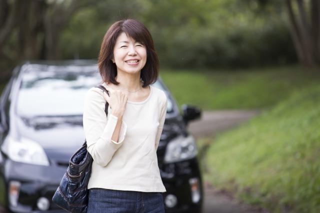 北海道ママは自家用車持ちが多い