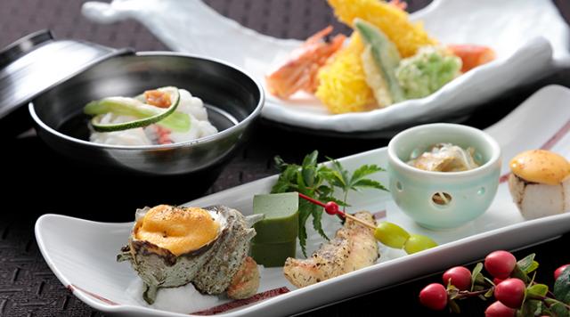 創作料理と天ぷら秋月